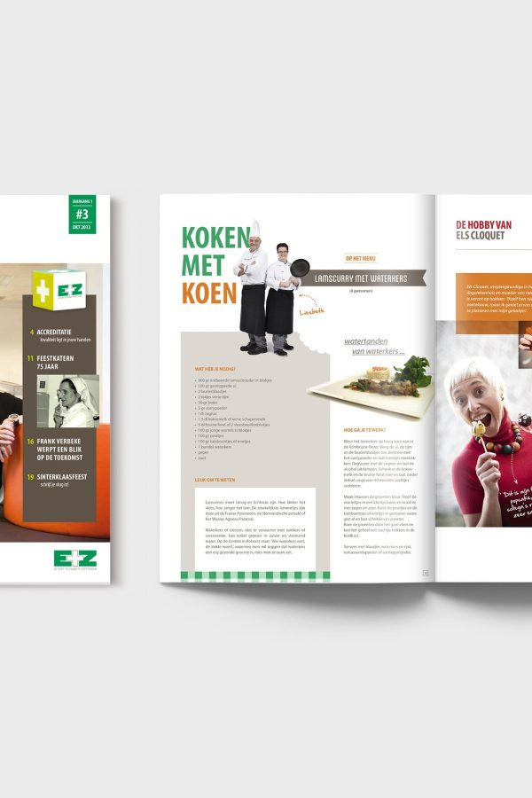Knipoog magazine
